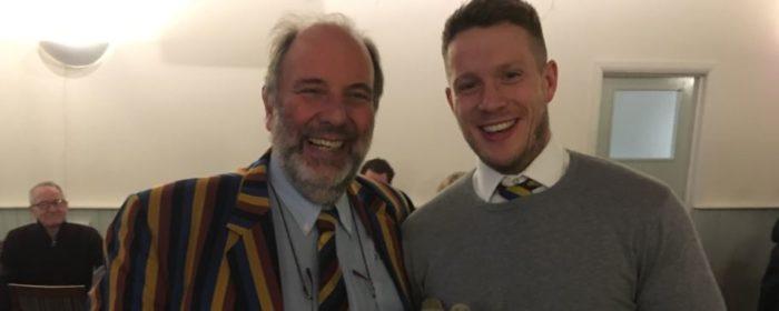 John Fletcher & Dave Hodgkiss