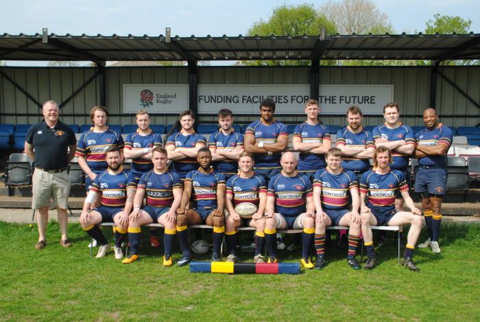 2nd Team photo 2018
